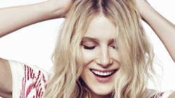 Dree Hemingway Plus Sandro Equals European Design With All-American