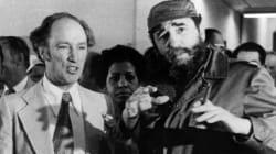 Justin Trudeau à Cuba, quarante ans après son
