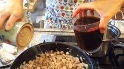 台湾の定番料理「ルーロー飯」と、あの「パイナップルケーキ」が習えるIkukoさんの料理教室へ行ってきました♪