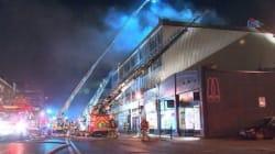 Un incendie ravage les restaurants du chef Antonio Park à
