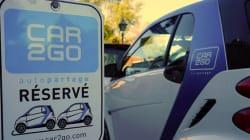 L'autopartage, un modèle d'avenir pour les uns, un irritant pour les