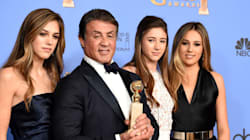 Sylvester Stallone's 3 Daughters Named Miss Golden