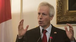 Foreign Minister Stéphane Dion's Visit To
