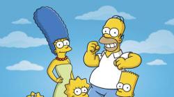 L'émission «Les Simpson» traite Justin Trudeau de