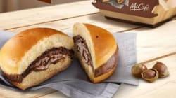 McDonald's Now Has A Burger That Oozes Gooey