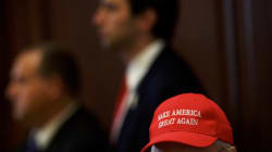 Trump Hat-Wearing Judge Apologizes For 'Lapse In