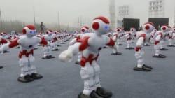 El robot con un récord Guinness que no sabe