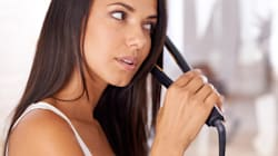 Your Straightener Is A Lot Grosser Than You