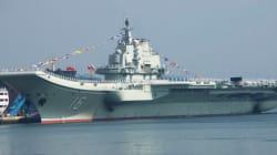 Le premier porte-avions chinois est prêt au