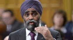 Liberals Defend Letting Canadian Troops Shoot First In