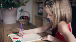 How To Send A Letter To Santa (For