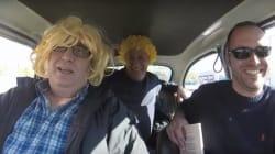 Leo Harlem y Sinacio, dos cómicos hasta la cabellera