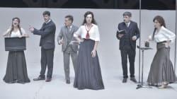 Lecciones de práctica actoral: Ciro Zorzoli en la