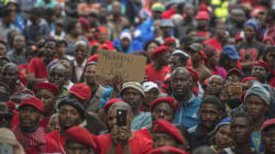 South Africans Charged For Forcing Black Man Into
