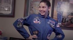 Esta adolescente de 15 años se prepara para ser la primera persona que pise Marte en