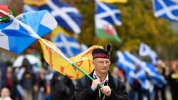 Brexit: Écosse et pays de Galles rejoignent la bataille