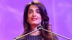 Amal Clooney Calls On Women To Stand Up For Each