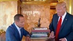 Trump ouvre à TMZ les portes de son