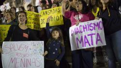 #Podeparar: Campanha pede fim do machismo e da violência contra a