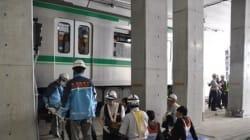 東京メトロの異常時総合想定訓練2016
