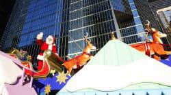 Parade Day Etiquette: The Santa Claus