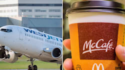 McDonald's And WestJet Take Coffee Wars To The