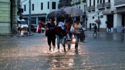 Des inondations en République Dominicaine forcent plusieurs