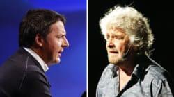 Referendum, corpo a corpo di Renzi contro