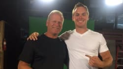 Mike Holmes' Lookalike Son Follows In Dad's Work