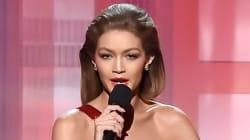Gigi Hadid Responds To Melania Trump Impersonation