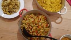 今日から9種のスパイスが使いこなせる!タカコさんの「スパイス研究会」で簡単&おいしい料理を習ってきました♪