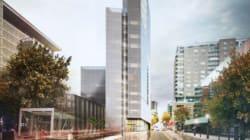 Nouveau projet d'envergure au centre-ville de