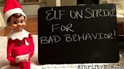 15 Reasons The Elf On The Shelf 'Forgot' To Move Last
