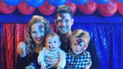 Michael Buble Says Son 'Progressing Well' In Cancer