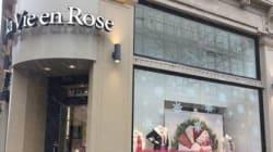 La nouvelle boutique phare la Vie en Rose a ouvert ses portes sur Ste-Catherine à