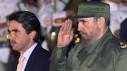 Las fotos de Fidel Castro con los dirigentes