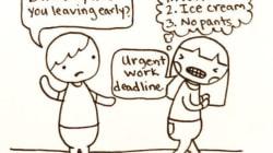12 vignette sugli introversi che infilano il dito nella