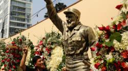 Les Cubains prêts pour une vague d'hommages à Fidel