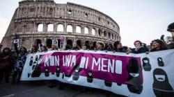 Silenziata la manifestazione contro la violenza sulle donne: una brutta pagina