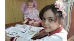 7歳の少女バナ・アラベドによるツイート。シリア政府軍攻囲下にあるアレッポ東部の状況。
