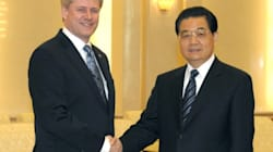 Who's Harper Bringing With Him On China Business