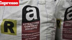 Amianto, l'Italia contaminata. Ora arriva il Testo
