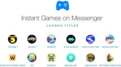 Une trâlée de nouveaux jeux débarque sur Facebook