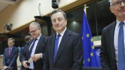 Draghi sul referendum: