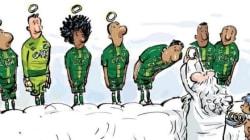 Questa vignetta è l'omaggio più emozionante alla squadra a un passo da un'impresa