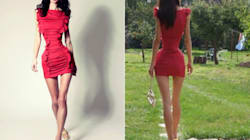 Ioana Spangenberg: Model Defends Her 20-Inch Waist