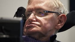 Stephen Hawking Doesn't Understand Why We Sit All