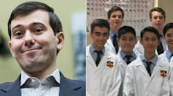 Schoolboys Recreate Drug Price-Hiked By 'Pharma Bro' Martin