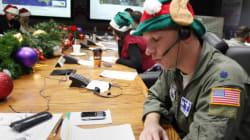 NORAD's Santa Tracker Has Officially