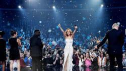Céline Dion arrête son spectacle pour une demande en